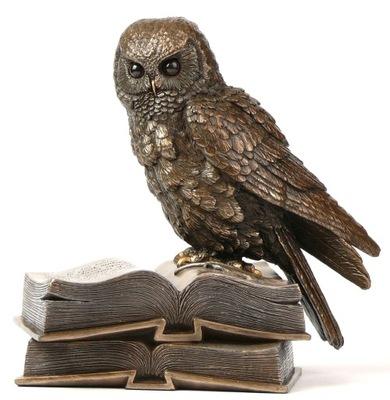 скульптура сова символ мудрости ОБОЗНАЧЕНА ВЕРОНЕЗЕ