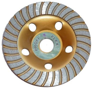 Rezací kotúč - GRINDER 125 DIAMOND NA BRÚSENIE TURBOVÉHO BETÓNU