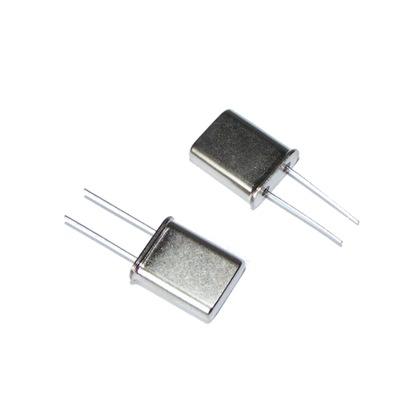 Rezonator kwarcowy 12.000Mhz 12Mhz wysoki HC49U x5