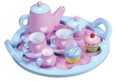 Drevo čaj nastaviť kávy / čaju