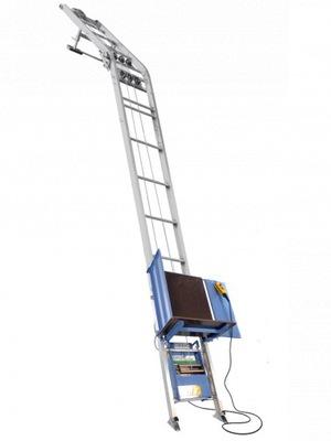 Лифт крыши, лестница лебедка экстракт Джеда 250