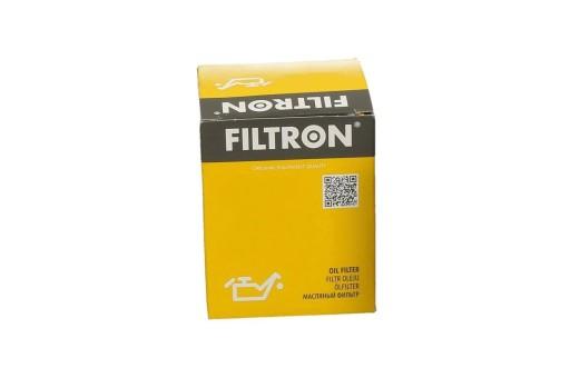 фильтр масляный filtron toyota camry corolla op619, фото