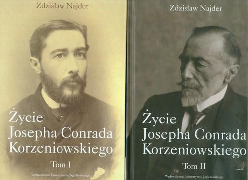Życie Josepha Conrada Korzeniowskiego Tom 1-2 Paki