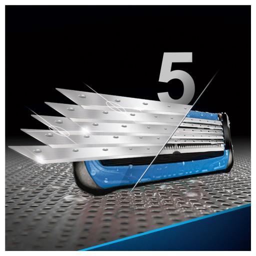 Gillette Fusion ProShield maszynka i 12 wkładów