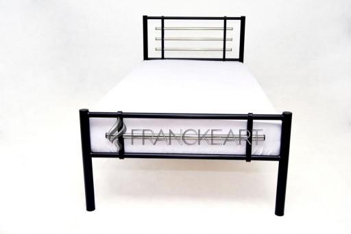 Łóżko metalowe 120x200 AS Producent
