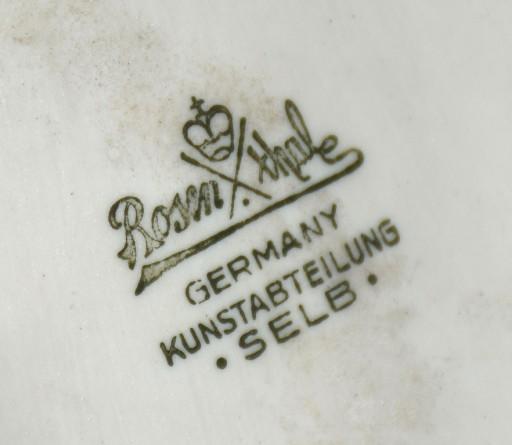 Figura Rosenthal Kaesbach4 akt rok 1940 stan dosk