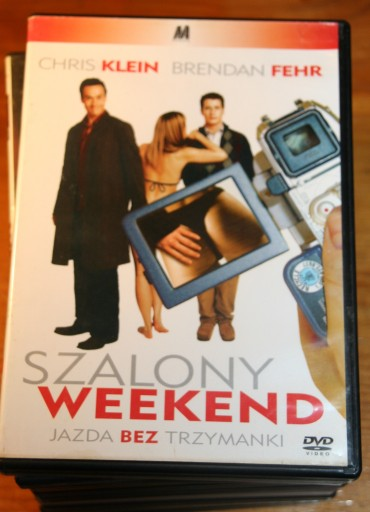 SZALONNY WEEKEND    DVD
