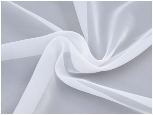 Woal Biały Ecru 300cm Firany Firanki Promocja