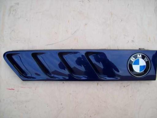 BMW Z3 E37 ZRAK MASKA HAUBE BOČNI LIJEVA STRANA