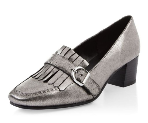 Buty mokasyny NEW LOOK Scloafer wide fit r 37 -44%