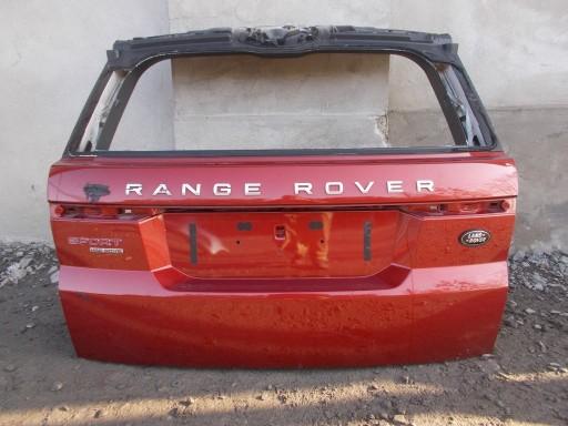 BAGAZINES DANGTIS GALAS GALINIS LAND ROVER RANGE ROVER SPORT 2 II 2013-