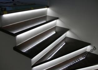 Inteligentne Oświetlenie Schodów Led Schodowe