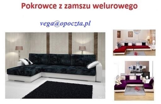 Pokrowiec Narzuta Na Naroznik Kanape Fotele 70x150
