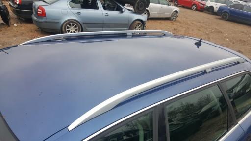 Relingi Dachowe Sline S Line Audi A4 B7 04 Kombi 7460391548