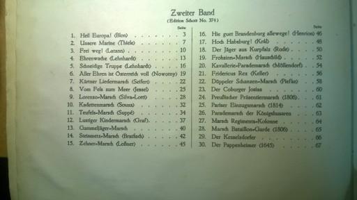 Marsze niemieckie vol.2  Das Golden Marsch NUTY