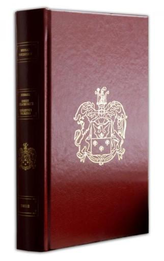 Herbarz rodzin szlacheckich Pawliszczew Kolor 1853