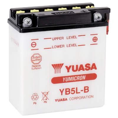 AKUMULATOR YUASA YB5L-B 12 VOLT