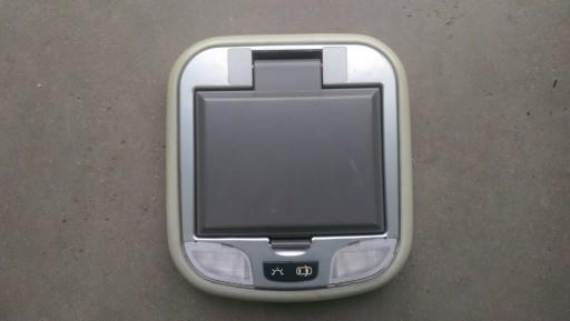 WYŚWIETLACZ EKRAN LCD DVD KIA CARNIVAL SEDONA 04R.
