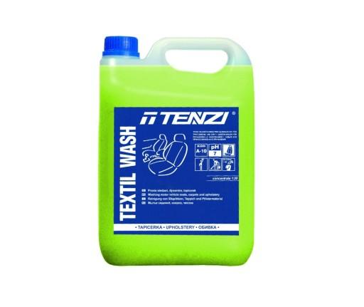 TENZI TEXWASH TEXTIL WASH DO PRANIA TAPICERKI 5L