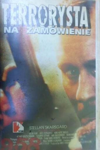Terrorysta na zamówienie - VHS kaseta