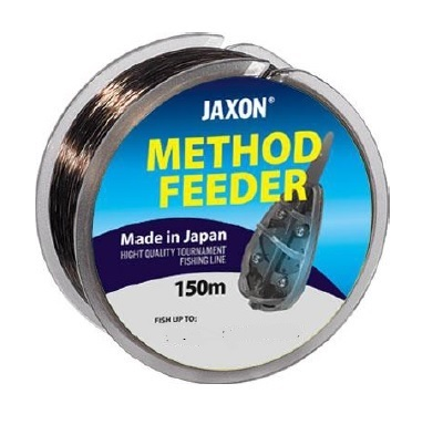 ŻYŁKA JAXON METHOD FEEDER 150m/0,27mm/15kg