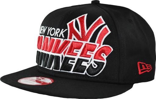 wyprzedaż ze zniżką informacje o wersji na nowy przyjeżdża Czapka NEW ERA NY Yankees - SNAPBACK S/M