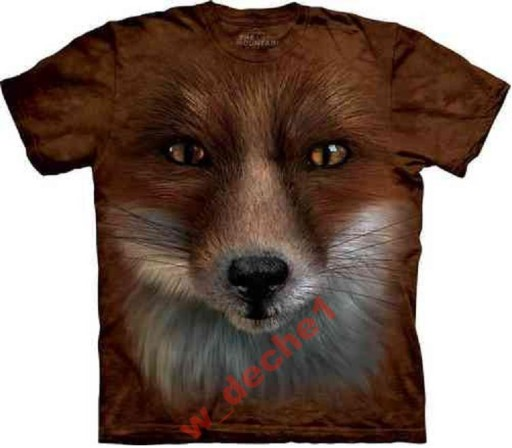 Koszulka The Mountain LIS - FOX rozm. 3XL