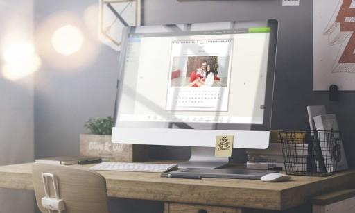 Fotokalendarz кухня 45 см с Вашей фотографией