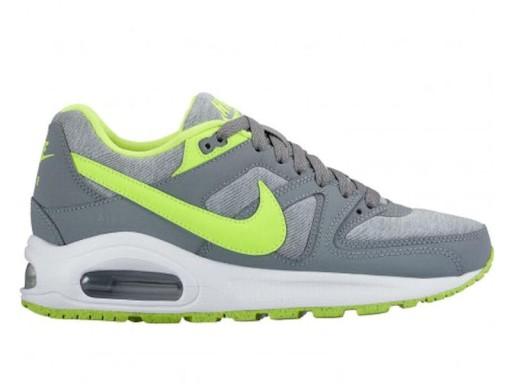 buty nike air max damskie bialo szaro zielone