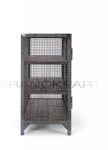komoda loft industrialna z serii CRATIS Producent