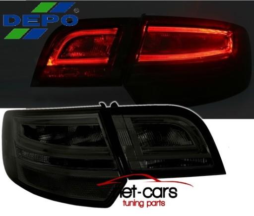 Lampy Tylne Audi A3 8p Neon Led Sportback 08 13 G
