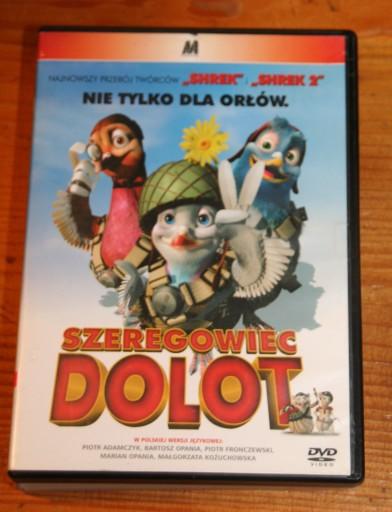 SZEREGOWIEC DOLOT         DVD