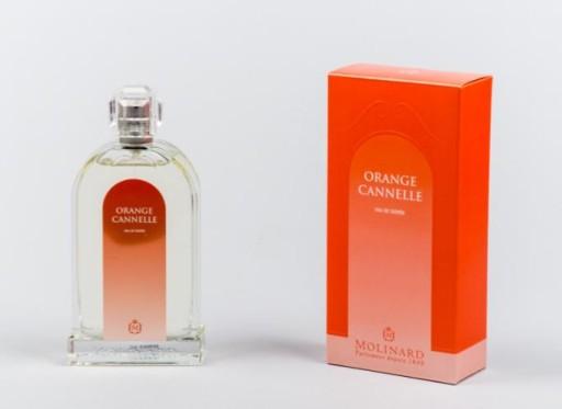 molinard orange cannelle