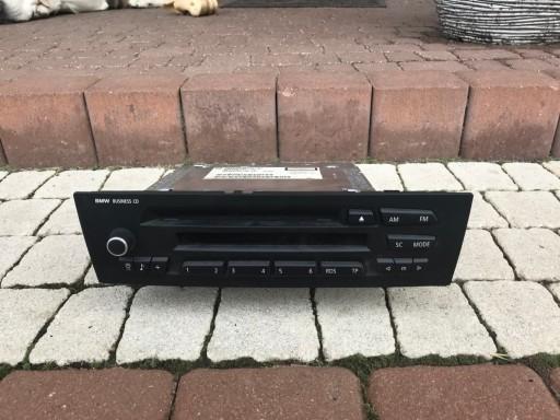 @ RADIJO GROTUVAS BMW Business CD E84 X1 BMWRCD 401-09