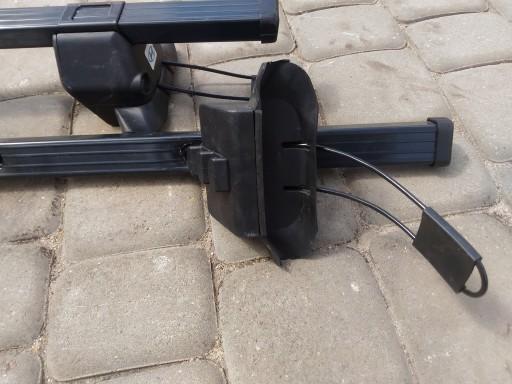 hyundai bagażnik dachowy na relingi TANIO