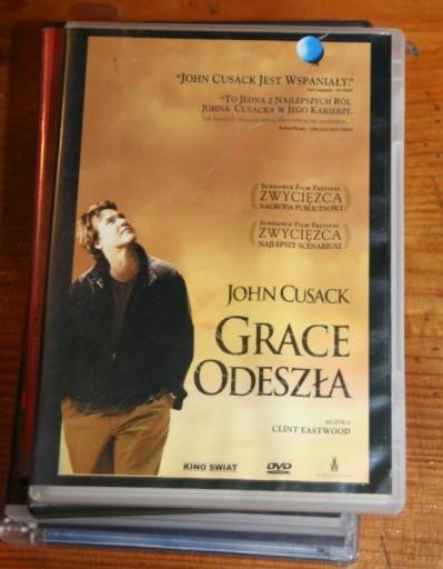 GRACE ODESZŁA     DVD