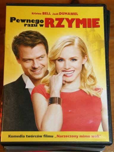 PEWNEGO RAZU W RZYMIE        DVD