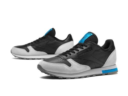 Buty męskie sneakersy Reebok Classic Leather Grey BD4414