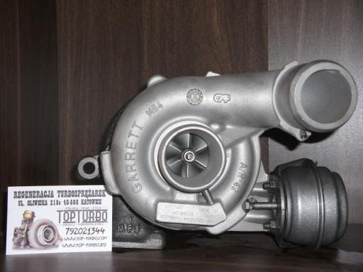 TURBOSPRĘŻARKA FIAT MULTIPLA 1.9 JTD 110 115 KM