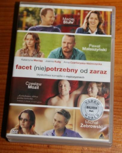 FACET POTRZEBNY OD ZARAZ   DVD