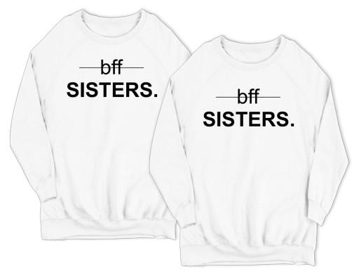 Bluzy Dla Przyjaciolek Best Friends Forever Bff 7261935547 Allegro Pl