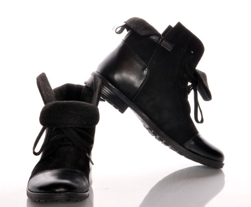 allegro buty skorzane damskie