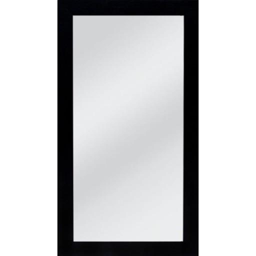 Lustro W Ramie Drewniane 60x80 Białe Wenge Czarne 6326168152