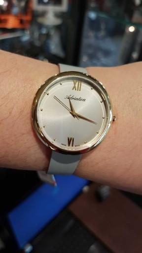 zegarek ADRIATICA A3632.1G87Q GRAWER DAMSKI PASEK