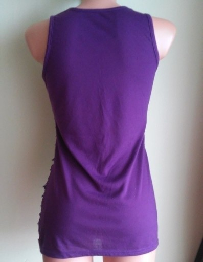 Bluzka top z falbankami lato Hooch ( 36 / S )