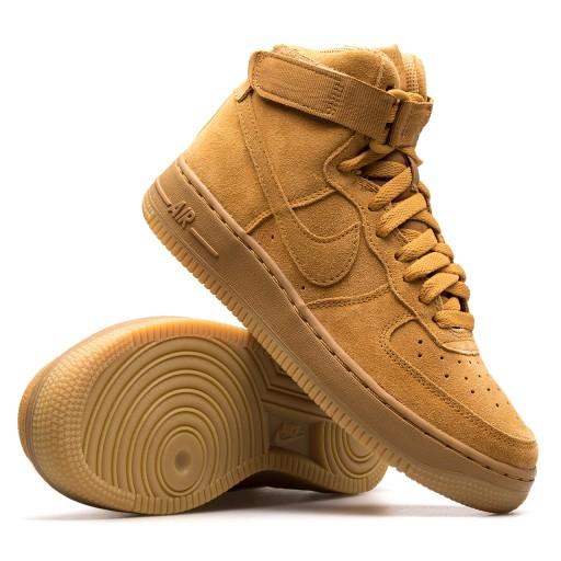 Buty Nike Air Force 1 Wysoki DamskieMęskie W Oliwa