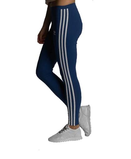 fantastyczne oszczędności gorące wyprzedaże dla całej rodziny ADIDAS legginsy damskie spodnie 3-STRIPES 32/2XS