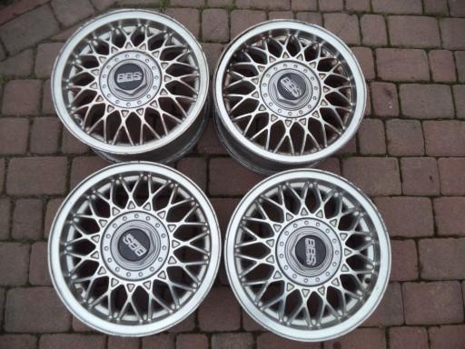 Audi B3 Bbs Felgi Aluminiowe 14 F Vat 6955196148 Allegropl