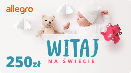 Karta Podarunkowa Narodziny Dziecka - 250 zł