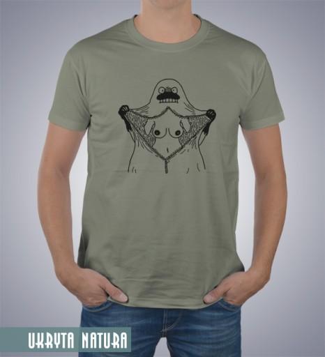 Ukryta Natura Koszulka Buka Muminki Tshirt L 7525258638 Allegro Pl